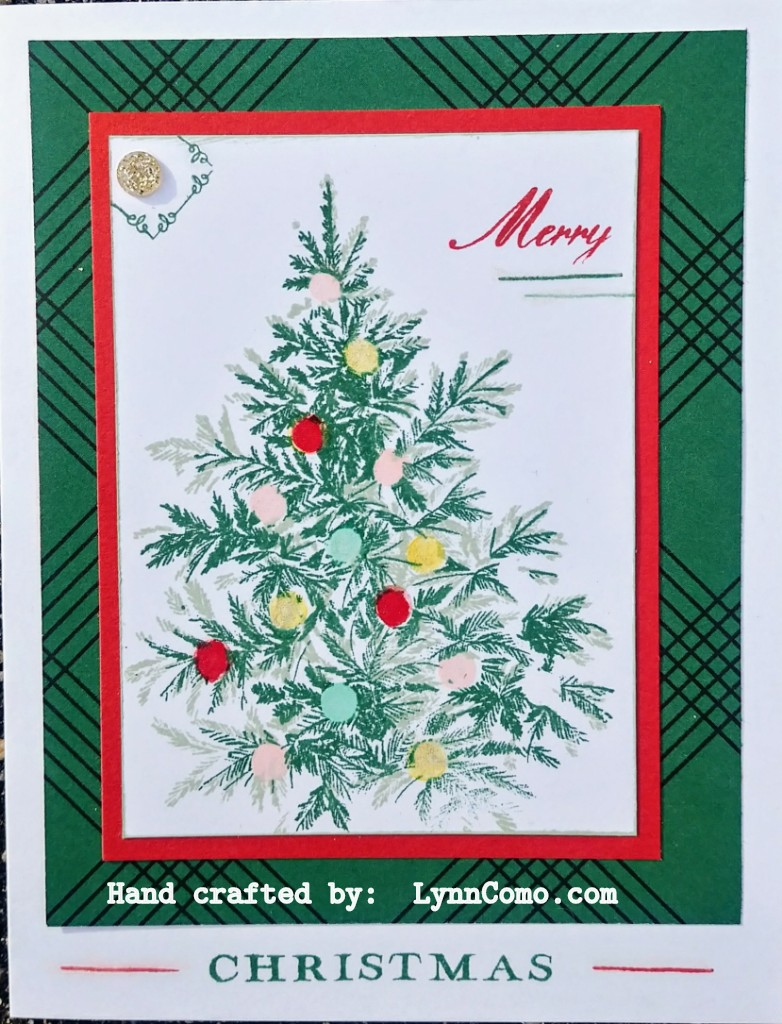 3 holiday card kits  handmade from the heart  lynn como