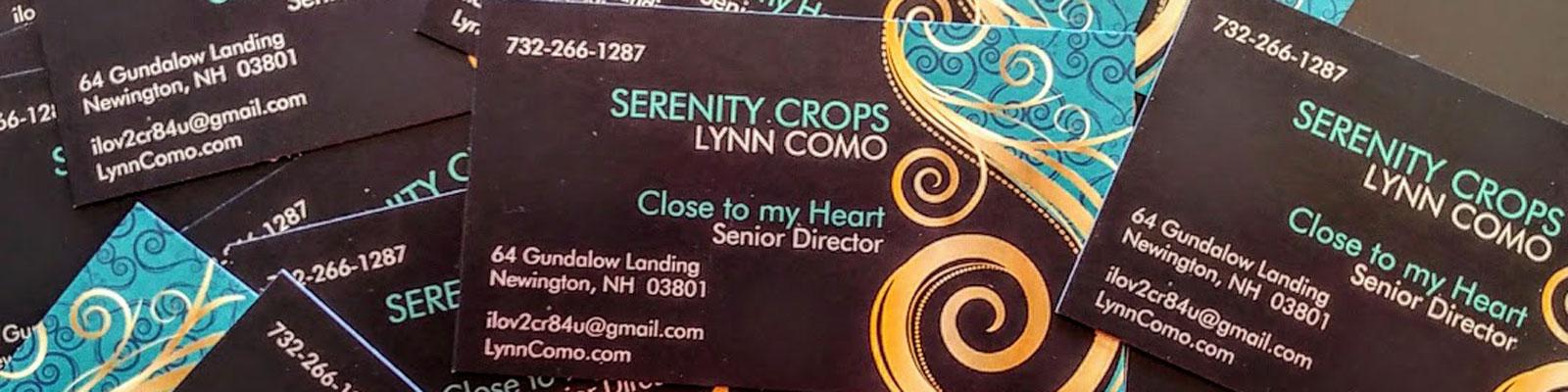 Lynn Como Cards