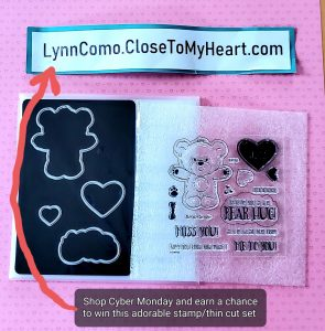 Cyber Monday Free Giveaway