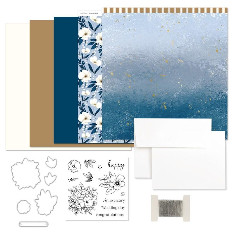 Serenity G1220 Cardmaking Workshop Kit