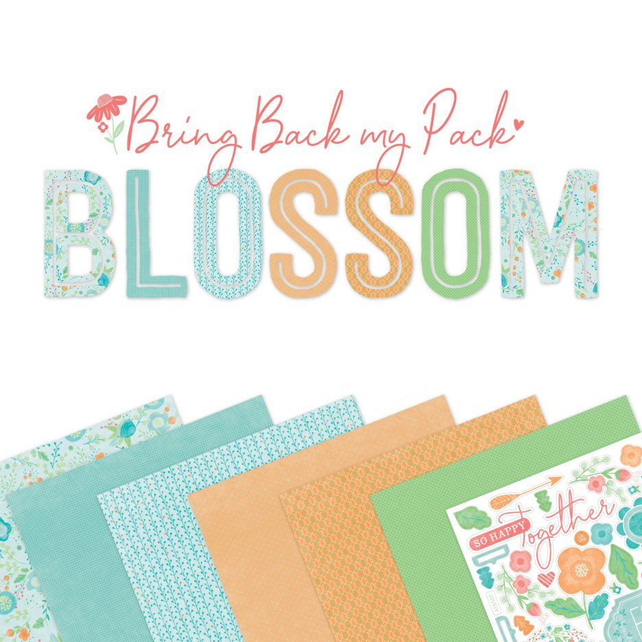 Blossom Bring Back My Pack