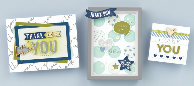 Every Thank You stamp of the Month
