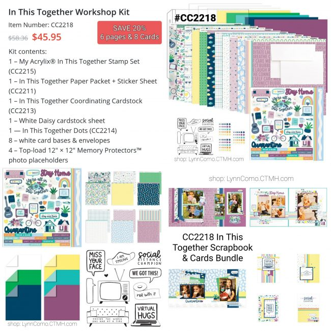 CC2218 In This Together Bundle