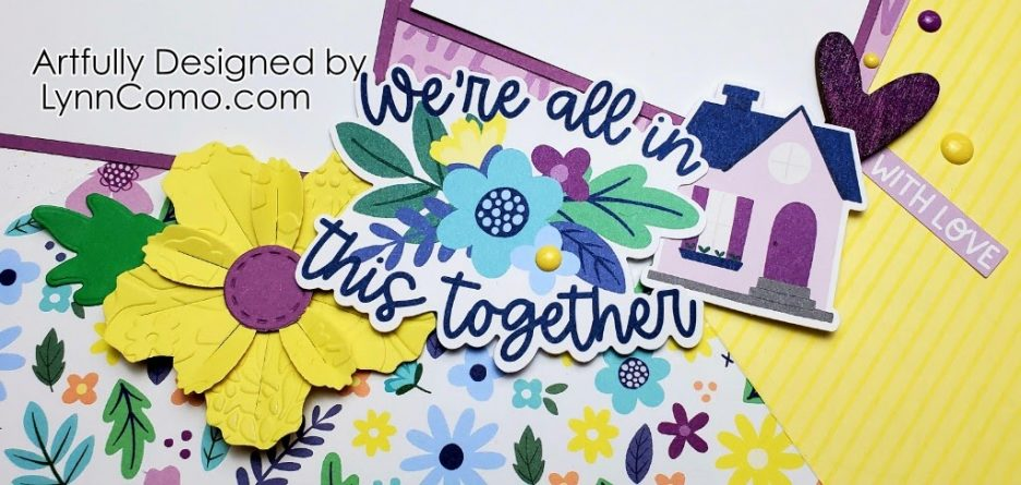 In This Together Scrapbook Kit