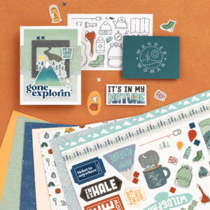 Tips & Tricks for Wander Cards and Scrapbooking