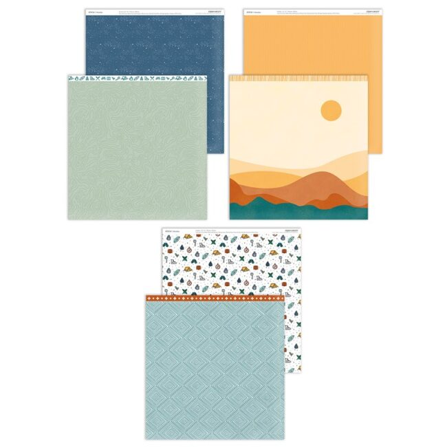 Wander papers